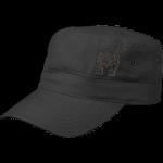 Military Cap schwarz hufeisen 300